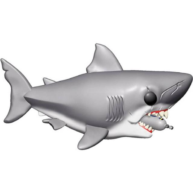 Funko Pop! Movies Jaws Great White Shark with Diving Tank