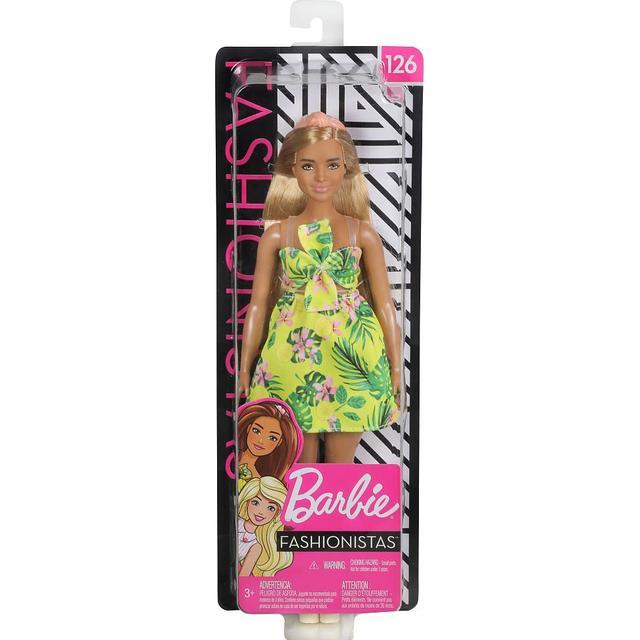 Mattel Barbie Fashionistas Doll 126 FXL59