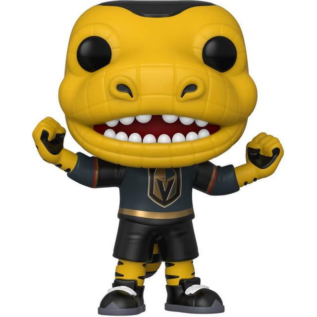 Funko Pop! Sports NHL Mascots Knights Chance the Gila Monster