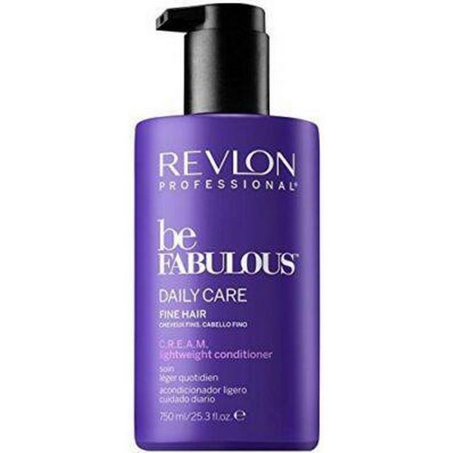Revlon Be Fabulous Daily Care Fine Hair Cream Lightweight Conditioner 750ml