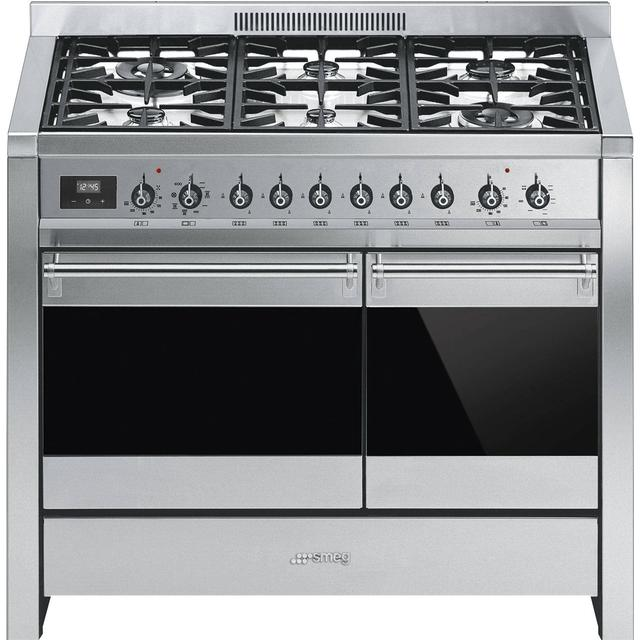 Smeg A2-81 Stainless Steel