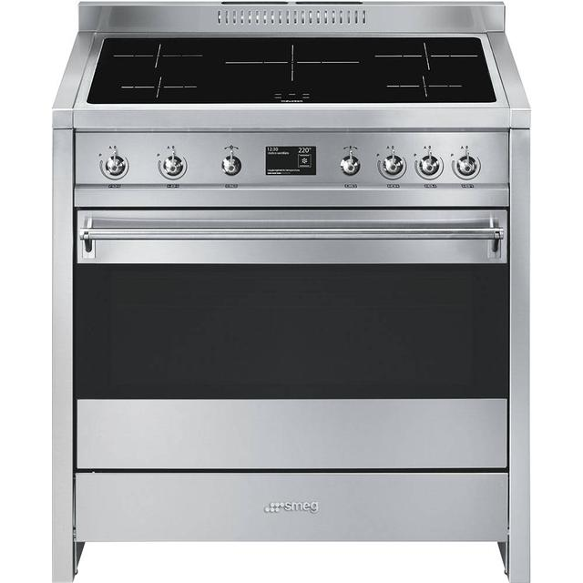 Smeg A1PYID-9 Stainless Steel