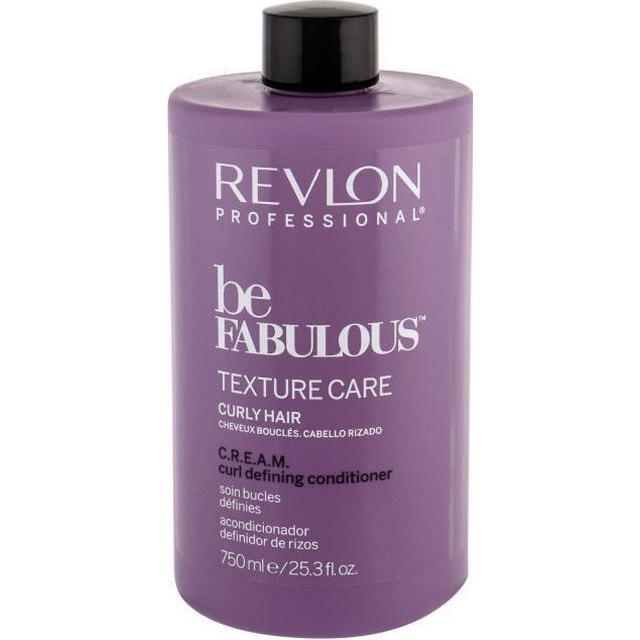 Revlon Be Fabulous Texture Care Cream Curl Defining Conditioner 750ml