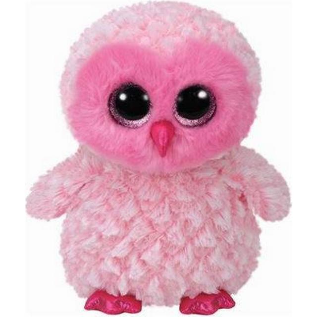 TY Beanie Boo Buddy Twiggy Owl 24cm