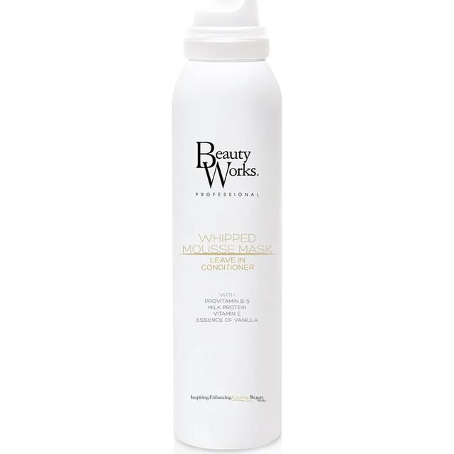 Beauty Works Whipped Mousse Mask Leave in Conditioner 250ml