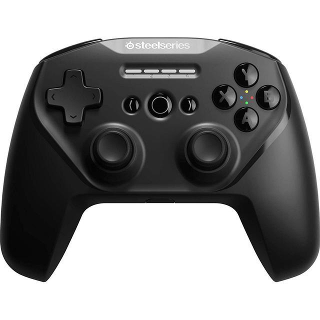 SteelSeries Stratus Duo Gaming Controller (PC)- Black