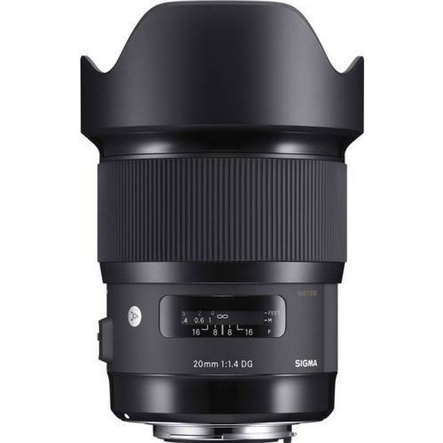 Sigma 20mm F1.4 DG HSM Art for Leica L