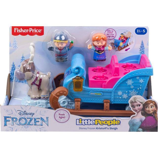 Fisher Price Little People Disney Frozen Kristoff's Sleigh
