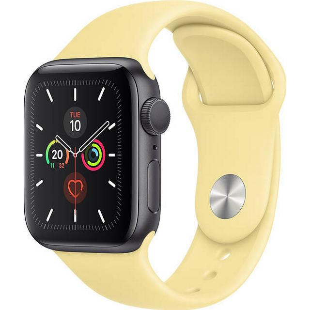 Apple Watch Series 5 Cellular 44mm Aluminum Case with Sport Band
