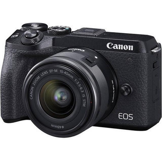 Canon EOS M6 Mark II + 15-45mm IS STM