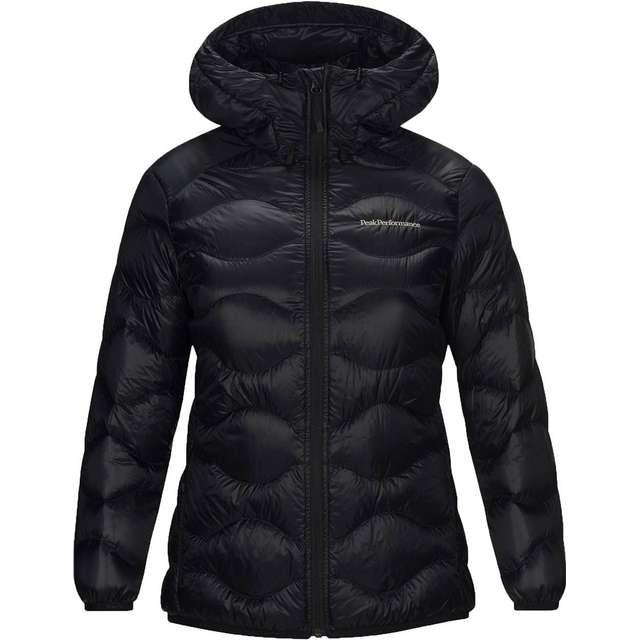 peak performance hoodie svart