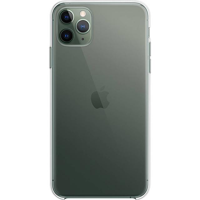 Apple Clear Case (iPhone 11 Pro Max)