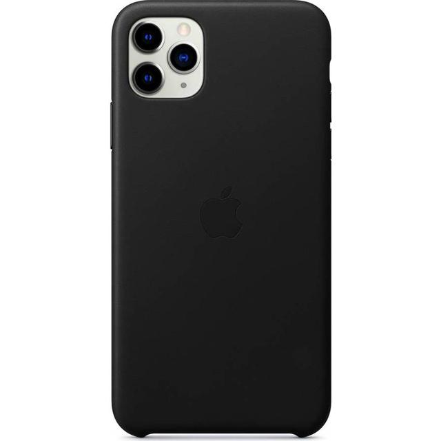 Apple Leather Case (iPhone 11 Pro Max)