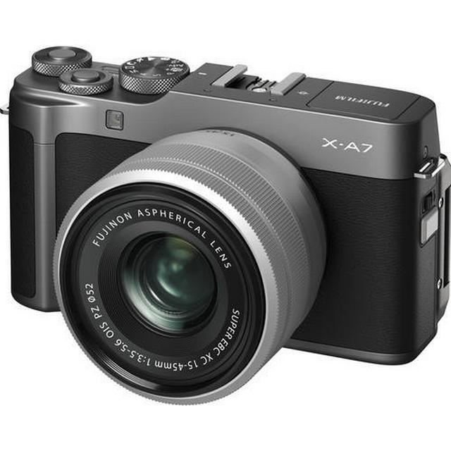Fujifilm X-A7 + XC 15-45mm OIS PZ
