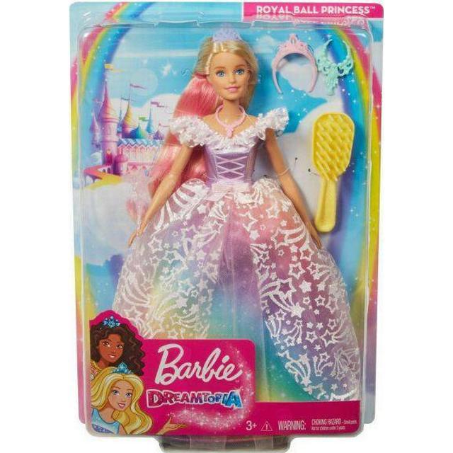 Mattel Barbie Dreamtopia Royal Ball Princess Doll GFR45