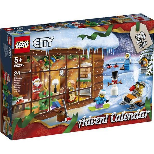 Lego City Advent Calendar 2019 60235