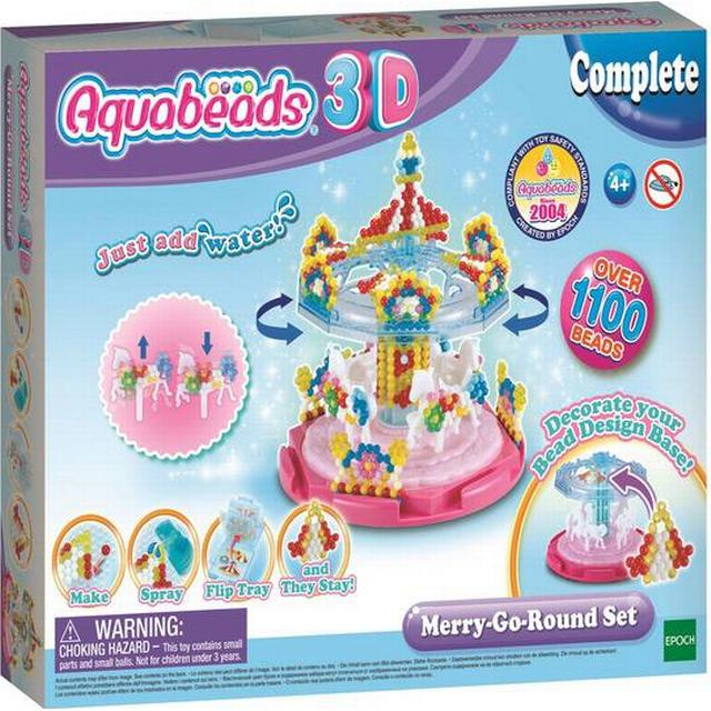Aquabeads 3D Merry Go Round Set