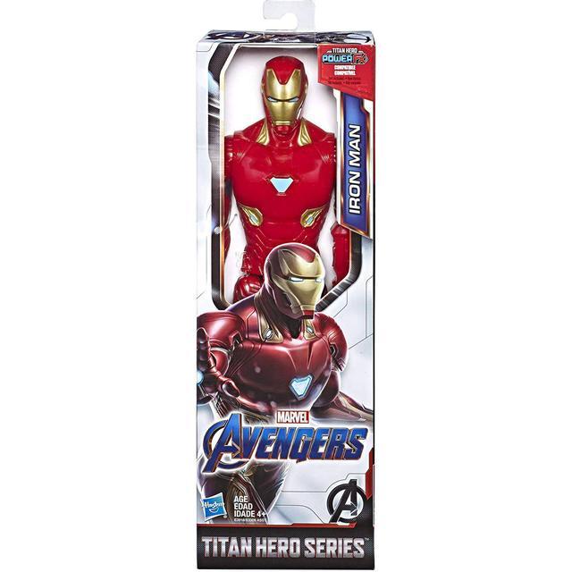 Hasbro Marvel Avengers Titan Hero Series Iron Man E3918
