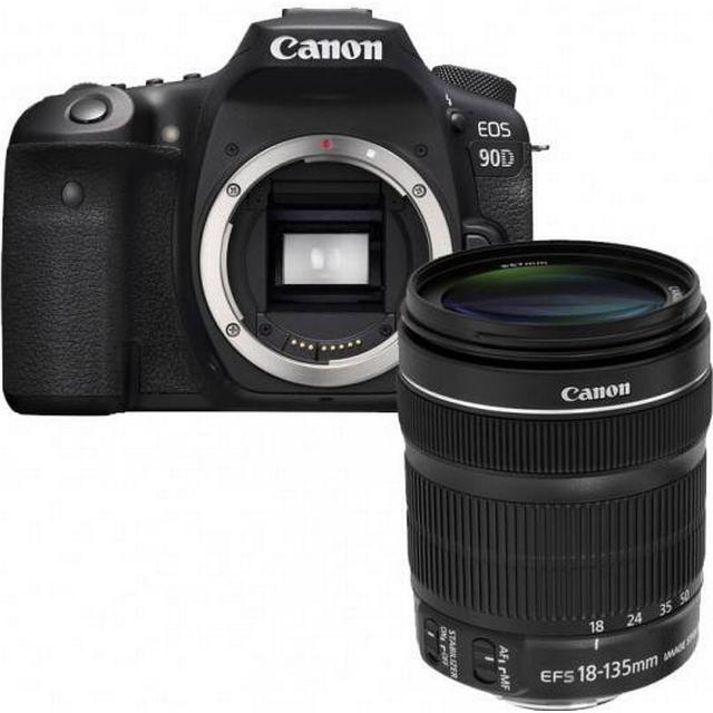 Canon EOS 90D + 18-135mm IS STM