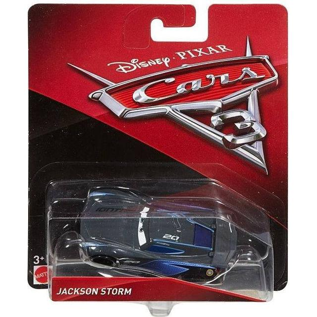 Mattel Disney Pixar Cars 3 Jackson Storm Vehicle