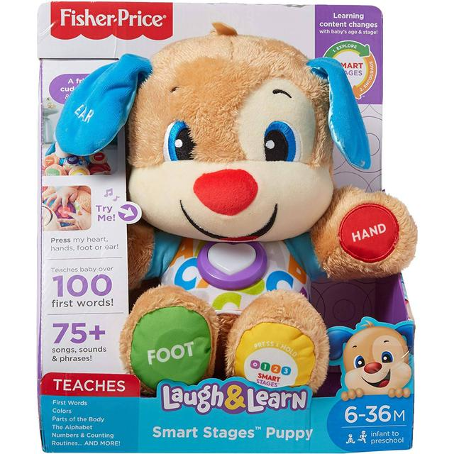 Fisher Price Laugh & Learn Smart Stages Puppy FDF21