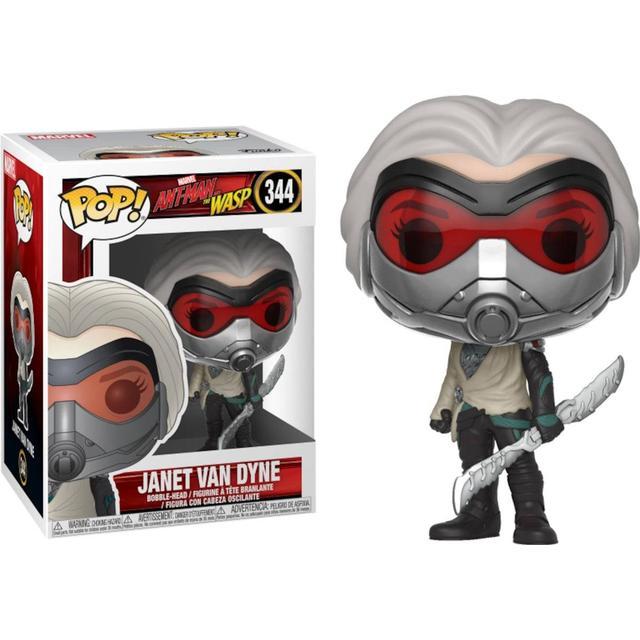 Funko Pop! Marvel Ant-Man & the Wasp Janet Van Dyne