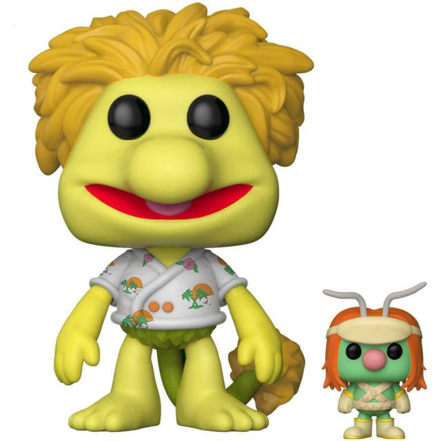 Funko Pop! Television Fragglerock Wembley with Cotterpin