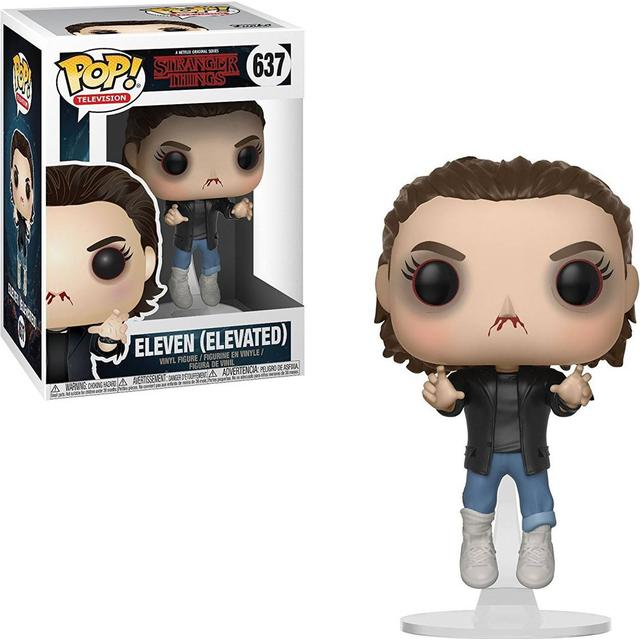 Funko Pop! Television Stranger Things Eleven Elevated