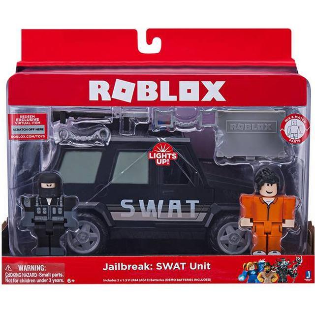 Jazwares Roblox Jailbreak SWAT Unit