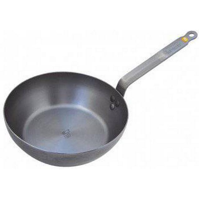 De Buyer Mineral B Element Country Egg Pan 32cm