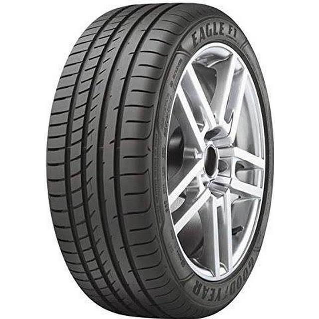 goodyear eagle f1 asymmetric 3 245 35 r20 95y xl runflat compare prices 4 stores. Black Bedroom Furniture Sets. Home Design Ideas