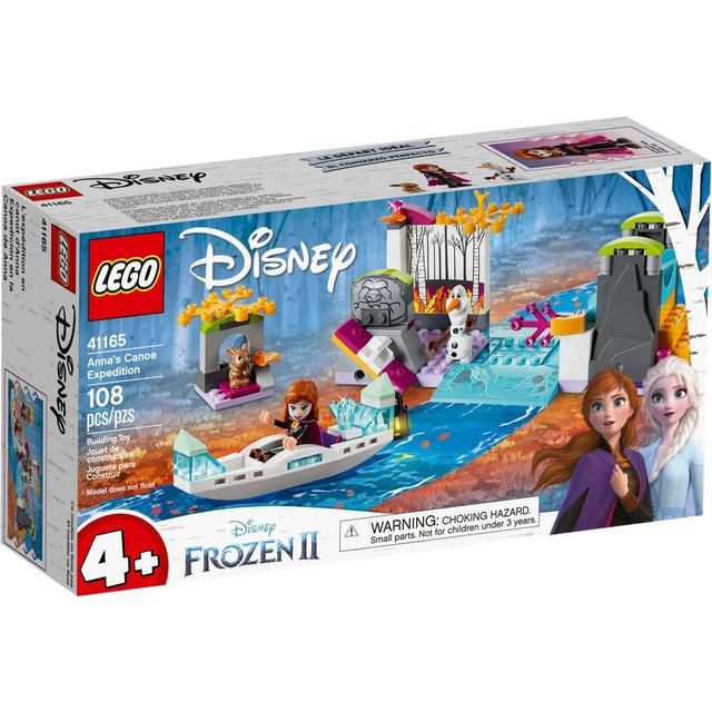 Lego Disney Anna's Canoe Expedition 41165
