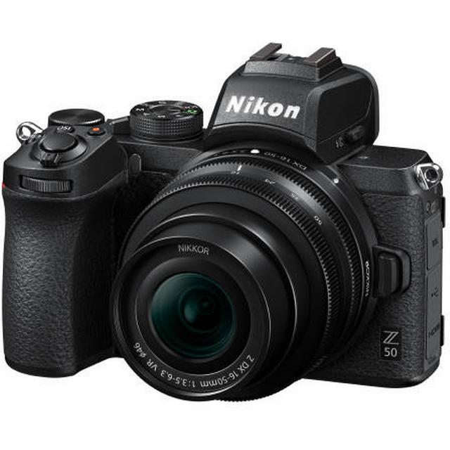 Nikon Nikon Z50 + 16-50 / 3.5-6.3