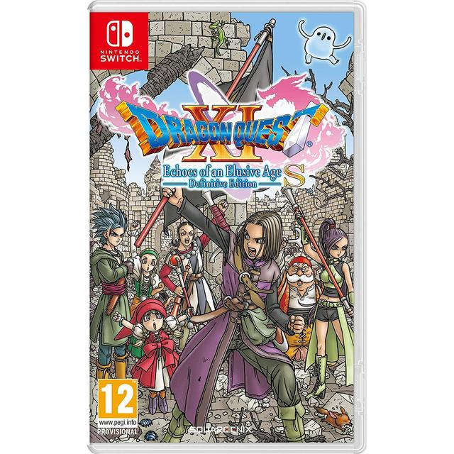 Dragon Quest XI S: Echoes of Elusive Age - Definitive Edition