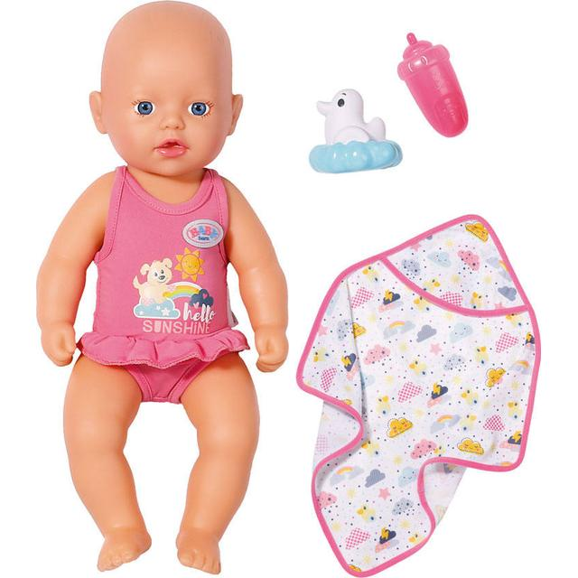 Baby Born My First Bathing Baby 30cm Compare Prices 3