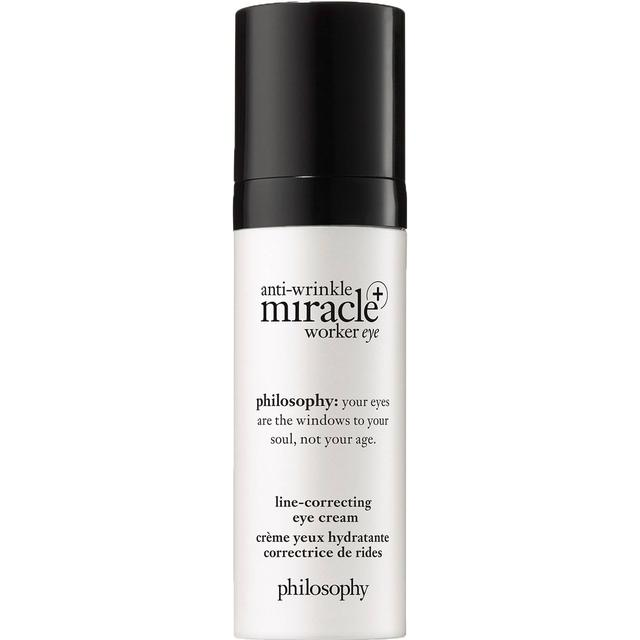 Philosophy Anti-Wrinkle Miracle+ Worker Line-Correcting Eye Cream 15ml