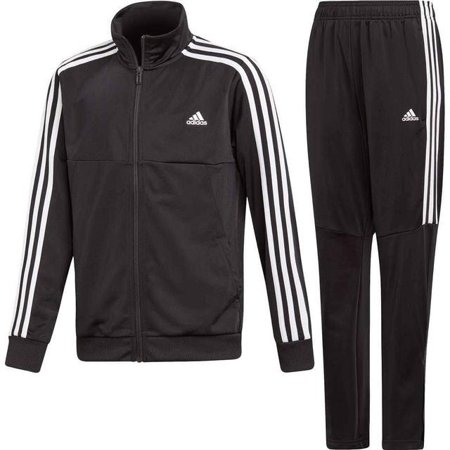 Adidas Tiro Track Suit Boys - Black/White