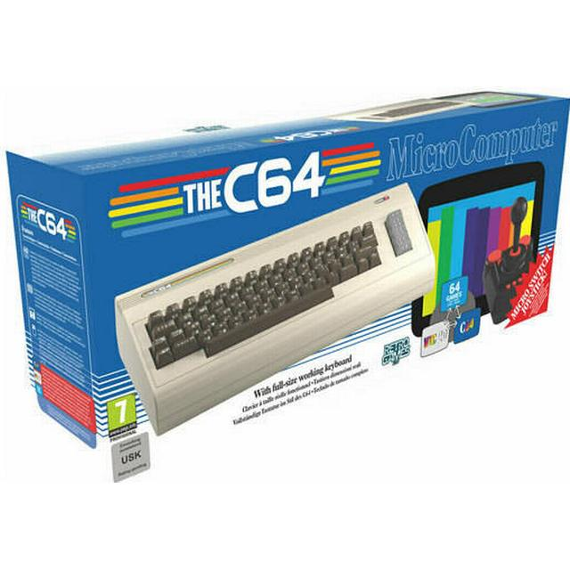 Retro Games Ltd Commodore C64