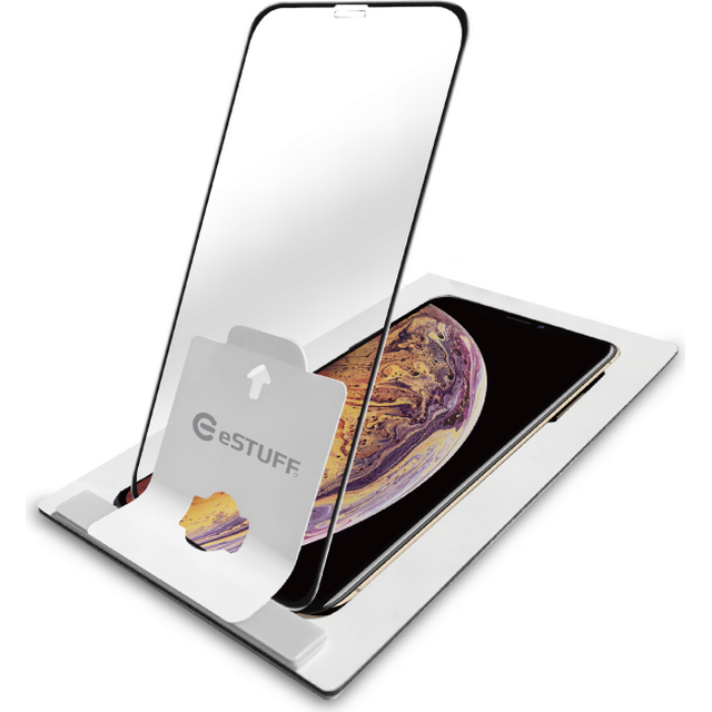 eSTUFF Titan Shield Fullcover Screen Protector (iPhone 11 Pro Max)