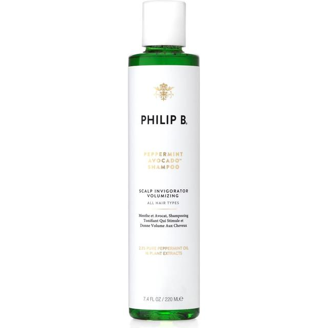 Philip B Peppermint & Avocado Volumizing & Clarifying Shampoo 220ml