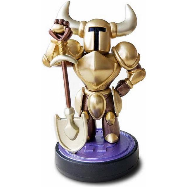 Nintendo Amiibo - Shovel Knight Collection - Gold Shovel Knight