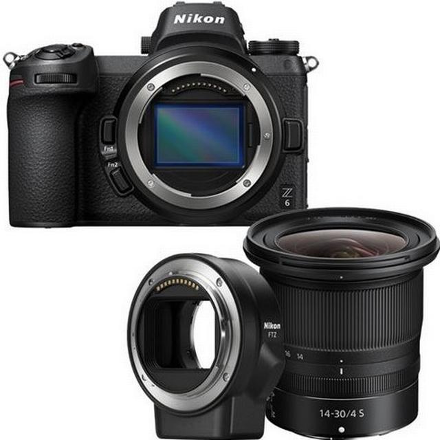 Nikon Z6 + 14-30mm S + FTZ Adapter