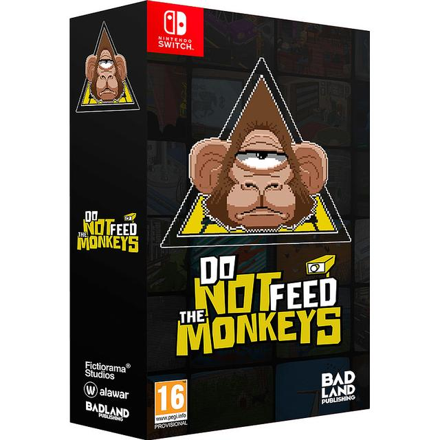 Do Not Feed the Monkeys - Collectors Edition