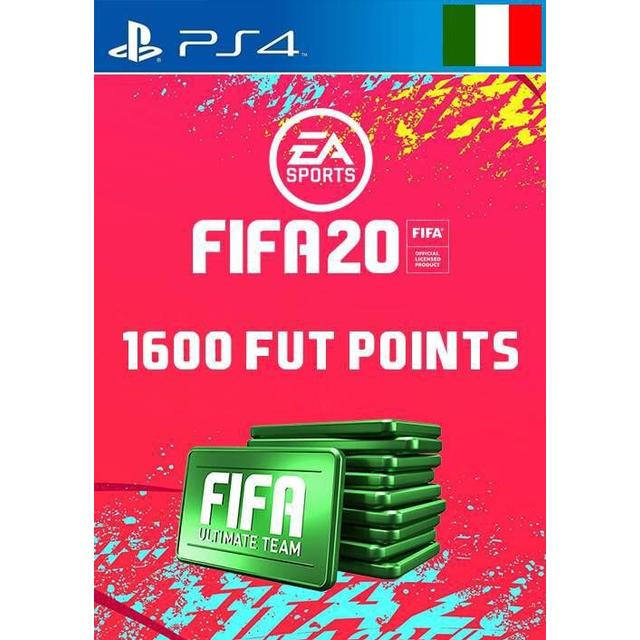 Electronic Arts FIFA 20 - 1600 Points - PS4
