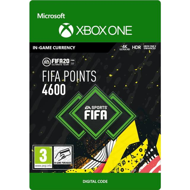 Electronic Arts FIFA 20 - 4600 Points - Xbox One