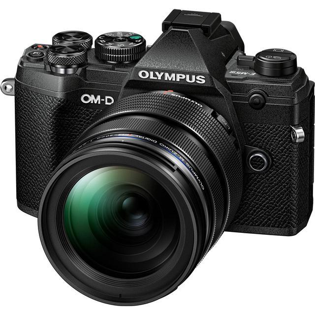 Olympus OM-D E‑M5 Mark III + ED 12-40mm 2.8 Pro