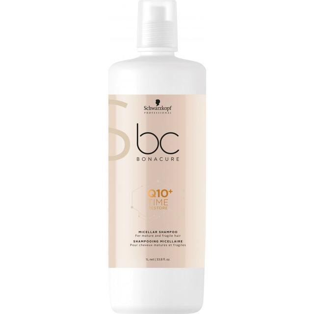 Schwarzkopf BC Bonacure Q10+ Time Restore Shampoo 1000ml
