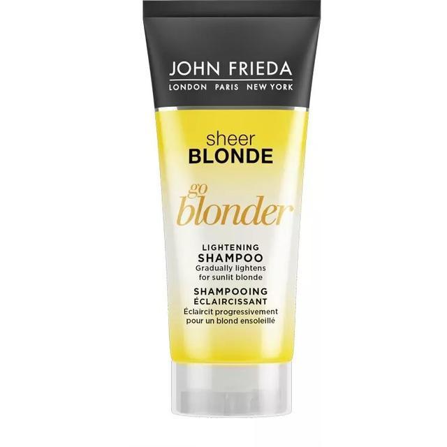John Frieda Sheer Blonde Go Blonde Shampoo 250ml