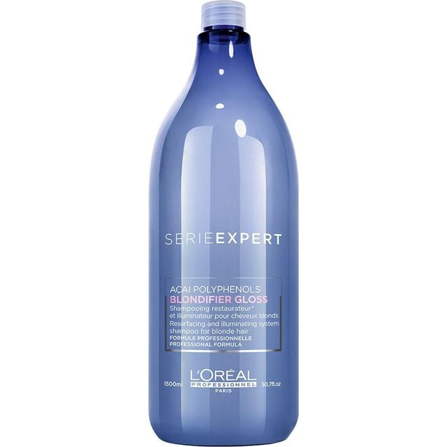 L'Oreal Paris Serie Expert Blondifier Gloss Shampoo 1500ml