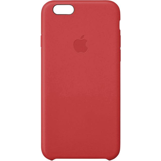 Apple Leather Case (PRODUCT)RED for iPhone 6/6S Plus
